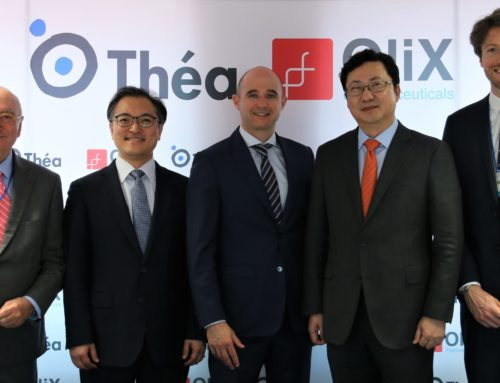 Consolidation of the collaboration with OliX